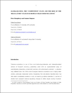 essay the communication collapse Business essays: chilean mine collapse knowing your audience and communication release.