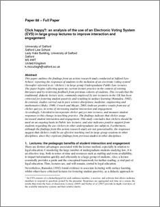 Buy thesis online voting system example