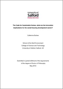 salford university past dissertations Construction dissertation titles a great selection of free construction dissertation titles and ideas to help you write the perfect dissertation.