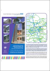 Improving wayfinding in old and complex hospital environments