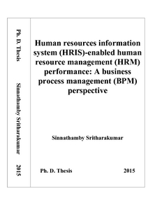 Phd Thesis On Human Resource Management